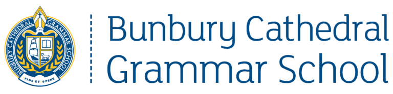 Bunbury Cathedral Grammar School Logo