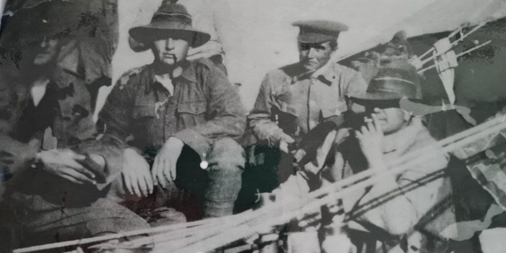 Feature Image - ANZAC - Arthur J McIlroy