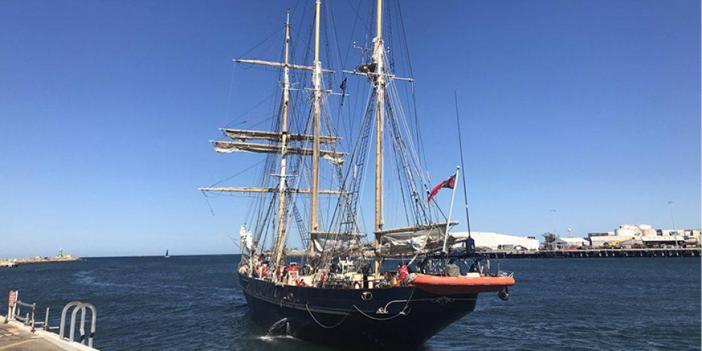 Feature Image - Leeuwin Sail